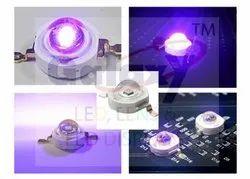 1瓦发射器紫外线LED
