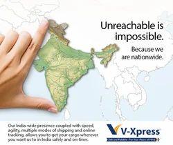 Mumbai to Pan India Logistics services ( Part Load)