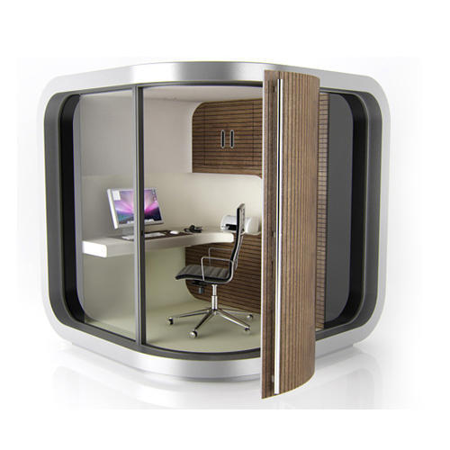Outdoor Home Office Pod Manufacturer from Hyderabad