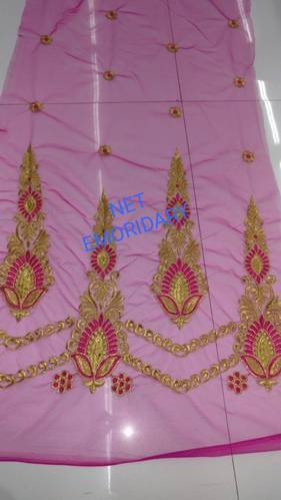 Designer Net Works Net Fabric Manufacturer From Surat