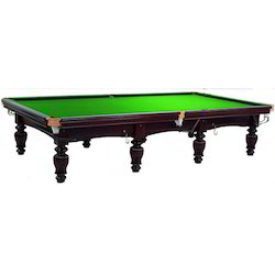 Snooker Table With 6 x 12