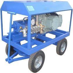 High Pressure Hydro Jetting Unit