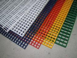 FTC Moulded FRP Floor Grating, Size: 1223 X 3654, for Agricultural
