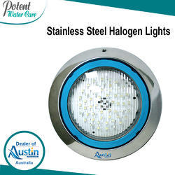 Stainless Steel Halogen Lights