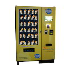 Smart Burger Vending Machine