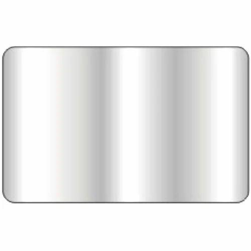 Wooden Texture Aluminium Composite Panel Silver Mirror