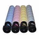 Konica Minolta TN 321 Toner Cartridges Set