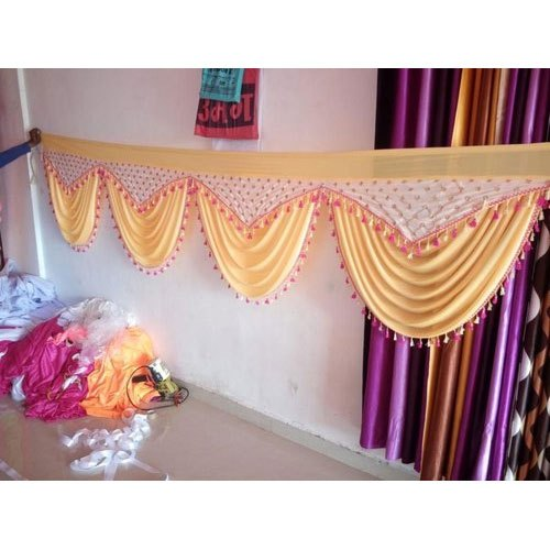 Decorative Mandap Jhalar Manufacturer From Chandrapur
