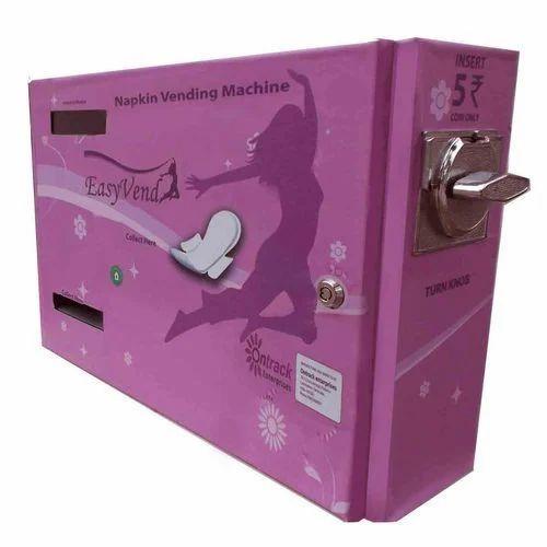 Easyvend OTHEV502 Manual Sanitary Napkin Vending Machine