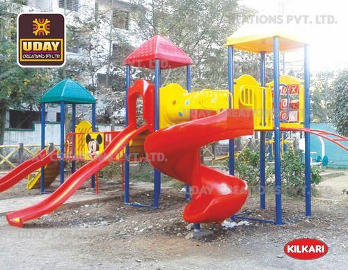 Children Outdoor Play Station