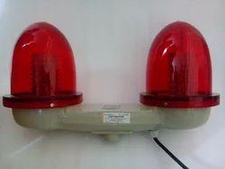 Twin Low Intensity Aviation Light