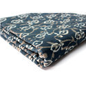 Hand Block Dabu Print Fabric
