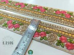 Embroidered Lace E 2105
