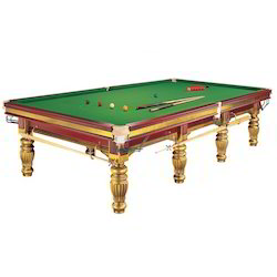 Snooker Table with Indian Marble