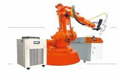 Robotic Fiber Laser Welding