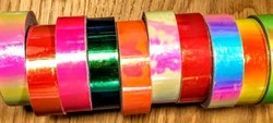 Exotic Deco Iridescent Colour Changing Tapes