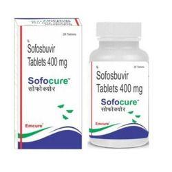 Sofocure 400 Mg Sofosbuvir Tablets