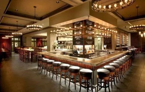 Bar Interior Designing Services