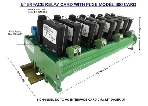 Unison Solid State Relay SSR Relay Board Distributor Channel