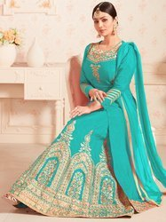 Heavy Bridal Salwar Suit