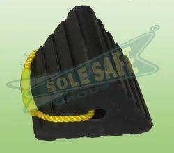 Triangular Type Wheel Chock - Small Vehicle