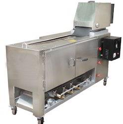 Chapati Making Machine (Semi Auto)