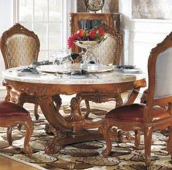 Dining Room Furniture Cherry Wood Ot 0314066