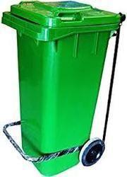 Sintex Pedal Opearated Plastic Garbage Waste Bins