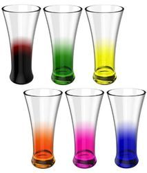 Unbreakable Cold Drink Glass