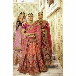 Embroidery Wedding Lehanga
