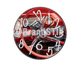 Customized MDF Wall Clock