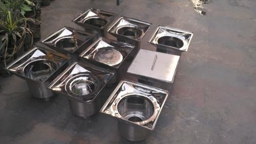 Stainless Steel Floor Drain Traps Drain Traps
