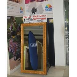 Magic Touch Screen Mirror Photo Booth