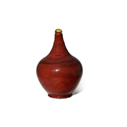 Maroon Golden Money Bank With Special Security