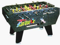 KD Action Soccer Foosball Table