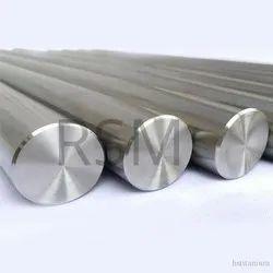 Titanium GR.7 UNS R52400 Round Bar