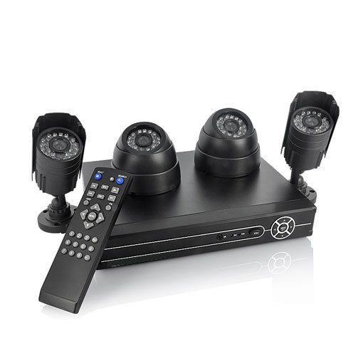 DVR Surveillance System