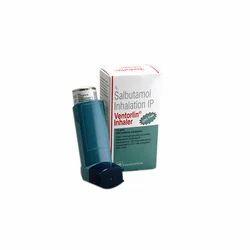 Ventorlin Inhalers
