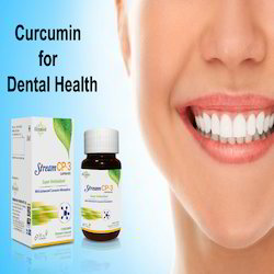 Dental Problems Curcumin Capsule