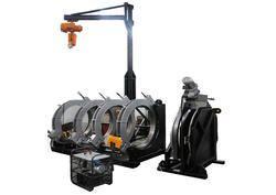 630 X 315 HDPE Pipe Welding Machine - Hydraulic Operated