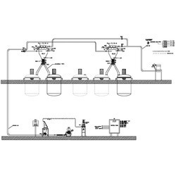Vacuum Conveying System (Lean Phase)