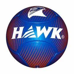 PVC Hawk Classic 6 Panel Soccer Ball