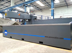 CNC Waterjet Cutting Machine