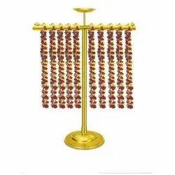 Pure Brass Garland Stand