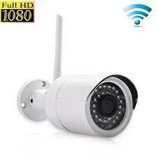 IP Standalone Wireless Bullet Camera With Expandable Memory