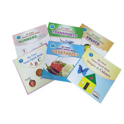 Pre School Educational Book All Set And Talking Pen