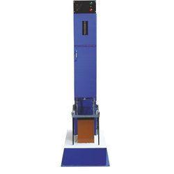 Automatic Compactor For Bituminous Mixes