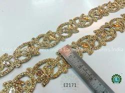 Embroidered Lace E2171