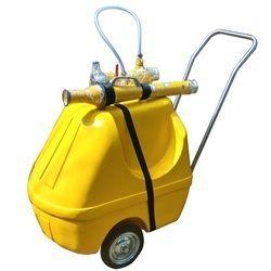 FRP Mobile Foam Trolley Unit