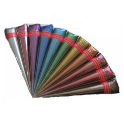 Glitter Mehandi Cones